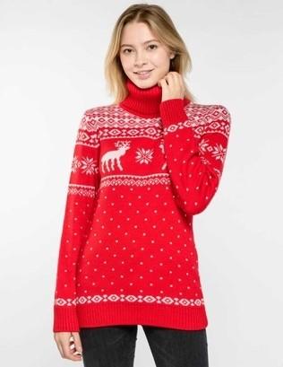 Где купить свитер с оленями спб